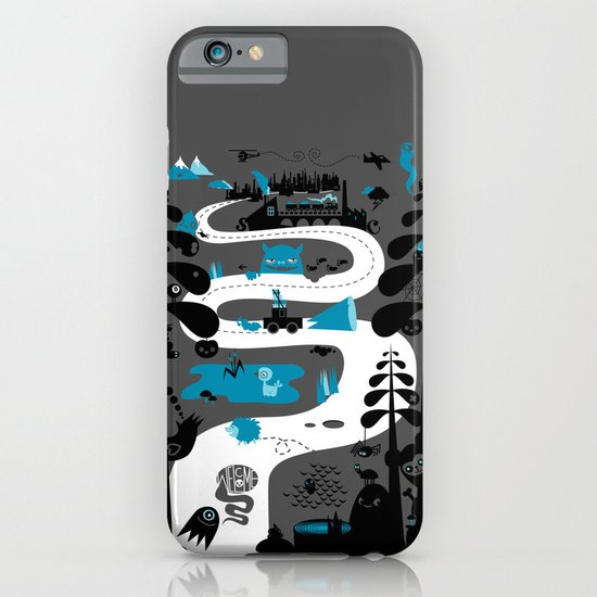 Welcome To The Countryside iPhone & iPod Case