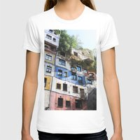 vienna T-shirts featuring  Austria Vienna  Travel Photography Fine Art Feature Sale Calender 2014 Iphone by josephinemok