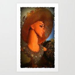 Summer Of Love: Swan Song Art Print