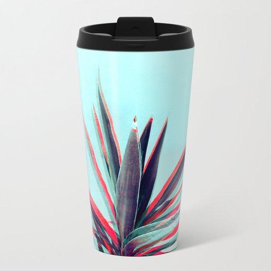 RGB Jungle Metal Travel Mug