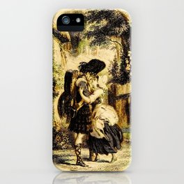 The Soldier's Return iPhone Case
