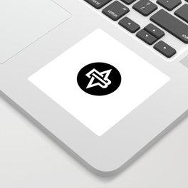 ABV Sticker