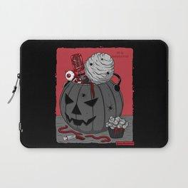 Сreepy candy Laptop Sleeve