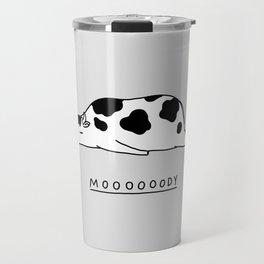 Moooooody Travel Mug