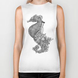 Mermaid's Treasures Biker Tank