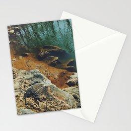 Orange Shore Stationery Cards