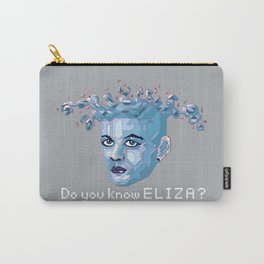 A.I. ELIZA Carry-All Pouch