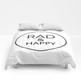 Rad & Happy Comforters