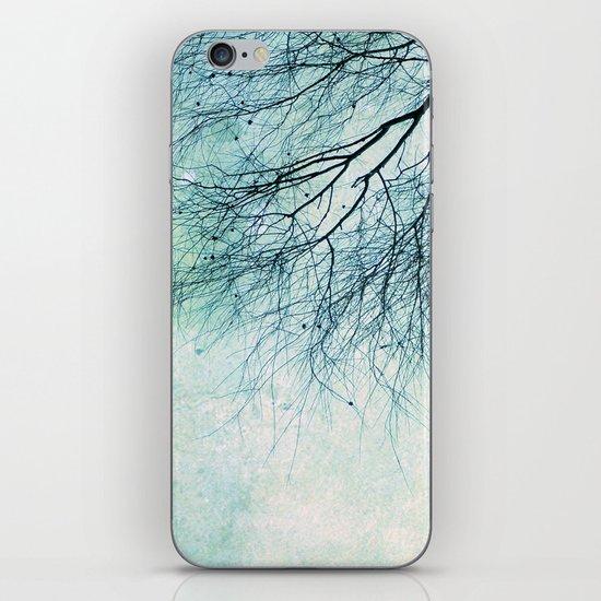 winter smooth iPhone & iPod Skin