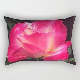 Grandma's Beautiful Rose Untouched Rectangular Pillow