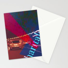 Story of the Roads - 3 Stationery Cards