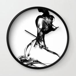 nozzle Wall Clock