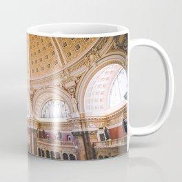 Main Reading Room - Library of Congress Coffee Mug