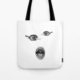 Allusion to Bunuel Tote Bag