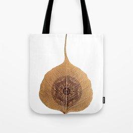 Bo Leaf Tote Bag