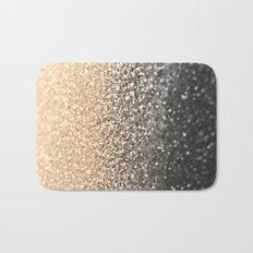 GOLD BLACK Bath Mat