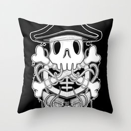 The Last Voyage Throw Pillow