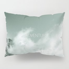 """""""Adventure at the mountain"""" Pillow Sham"""