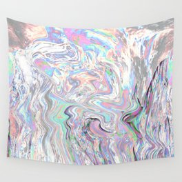 Iridiscent Wall Tapestry