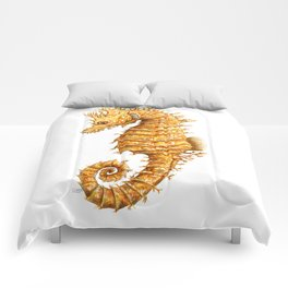 Horse of the seas, Seahorse beauty Comforters