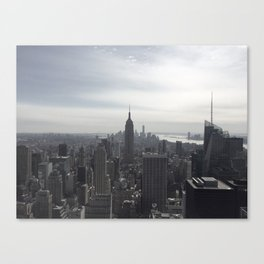 New York City, New York Canvas Print