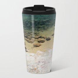 Waters Edge Metal Travel Mug
