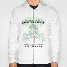 Christmas Tree Farm Hoody