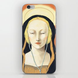 Musical Madonna iPhone Skin