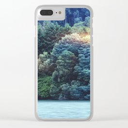Into the wild 01 Clear iPhone Case