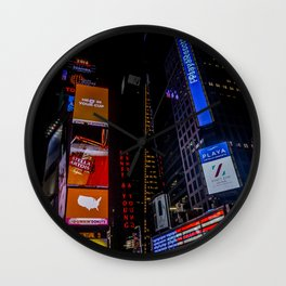 Times Square Wall Clock