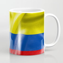 Colombian Flag Coffee Mug