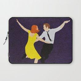 La La Land Alternative Minimalist Film Poster Laptop Sleeve