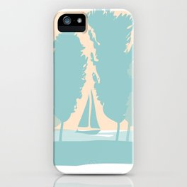 Ship  iPhone Case