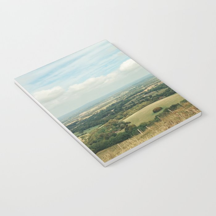 I Can See For Miles Notebook