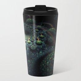 Corals of the Dark Water Metal Travel Mug