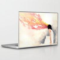 dreamer Laptop & iPad Skins featuring dreamer by artbroken