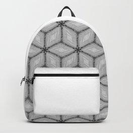 GRAY TILES Backpack