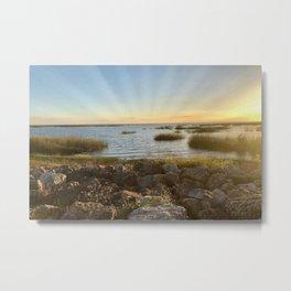 """""""Lake Okeechobee"""" Metal Print"""