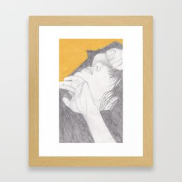 UGH Framed Art Print