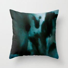 Dive Deep Throw Pillow
