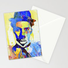 charlie chaplin 04 Stationery Cards