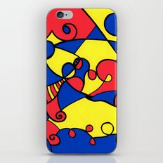 Print #12 iPhone & iPod Skin