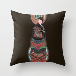 A DROP OF DREAMS Throw Pillow