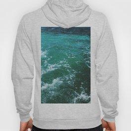 Ocean waves, Dominican republic Hoody