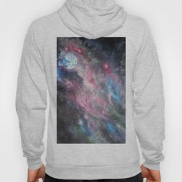 Space and the Moon Hoody