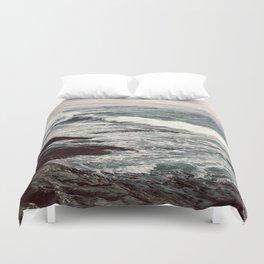 Cyan Sea #2 Duvet Cover