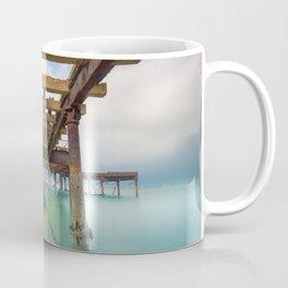 Fort Victoria Pier Coffee Mug