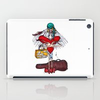 gypsy iPad Cases featuring Gypsy by Natalie Easton
