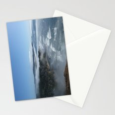 Fog Rolling In Stationery Cards