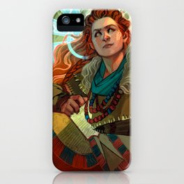Aloy iPhone Case